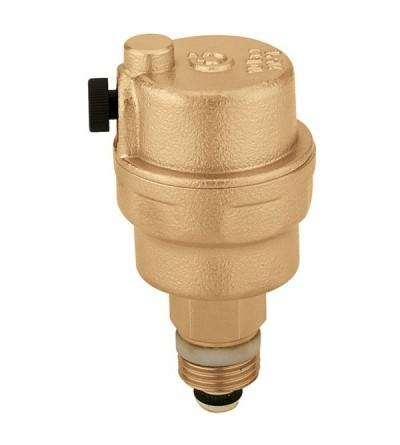 Caleffi 502530 ROBOCAL Válvula automática de purga de aire