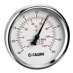Cooling thermometer with...