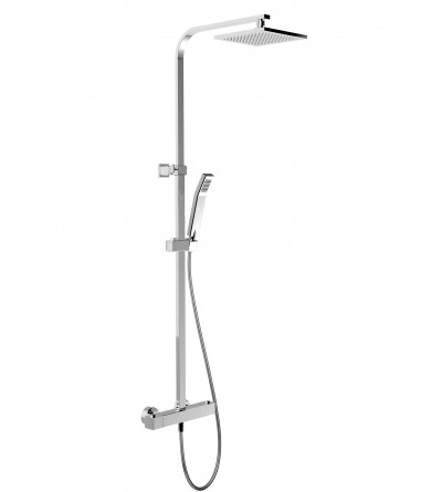 shower column with thermostatic mixer Huber Dado DD.C86010 21