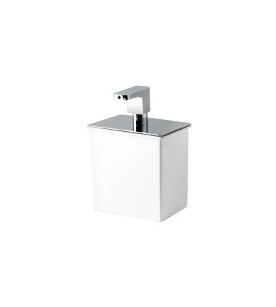 WALL SOAP DISPENSER CAPANNOLI STRIP SX119