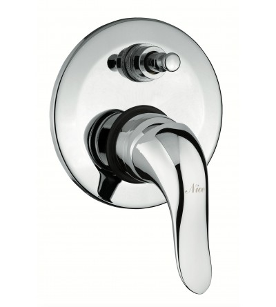 CONCEALED SINGLE LEVER SHOWER MIXER WILSON NICE 2800-7