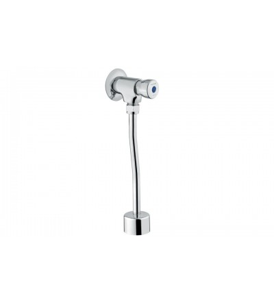 Idral Wall mounted self closing push button tap for urinal 08020/E