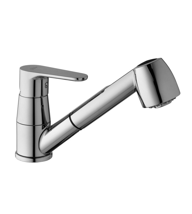 Sink mixer with out hand-shower Green Paffoni GR183CR