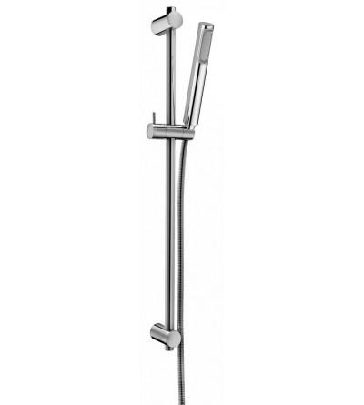Sliding Rain Shower Set Paffoni Stick New ZSAL150