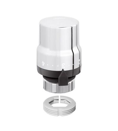 Comando termostatico per valvole radiatori termostatizzabili HIGH STYLE Caleffi 200013