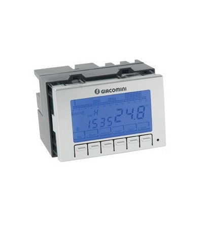Thermostat d'ambiance électronique giacomini K490I