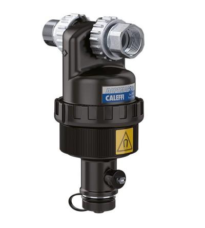 Defangatore con magnete per installazione sottocaldaia Caleffi DIRTMAGSLIM® 545105