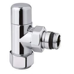 Angle lockshield valve...