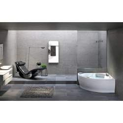corner bath with out...