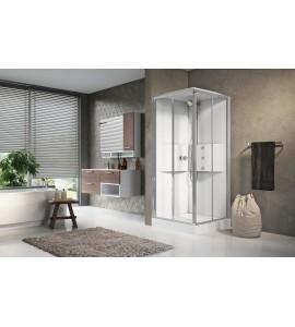 Cabinas de ducha multifunción Novellini Media 2.0 A90
