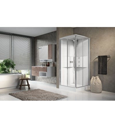 Shower cubicles slidingdoor Novellini Media 2.0 A80
