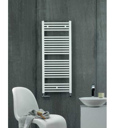 Towel rail radiator Zehnder Aura