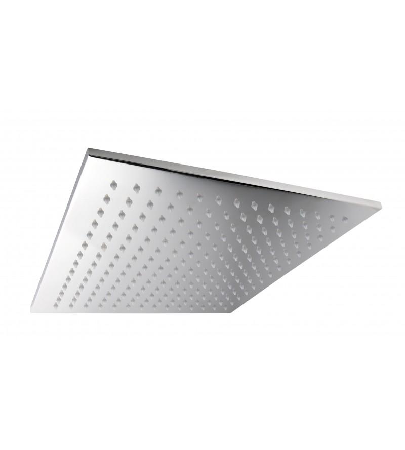 Square brass showerhead...