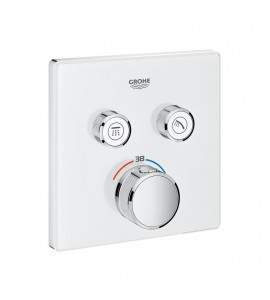 SmartControl thermostat with 2 shut-off valves Grohe Grohtherm 29156LS0