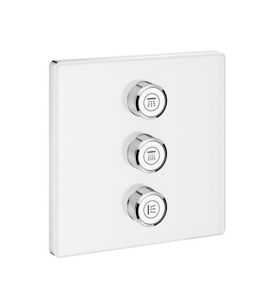 SmartControl triple concealed volume control Grohe Grohtherm 29158LS0