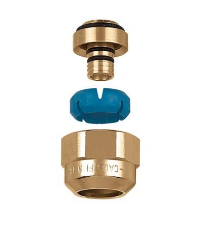 """DARCAL - Raccordo a diametro autoadattabile per tubi in plastica, semplice e multistrato - 3/4"""" Caleffi 680"""