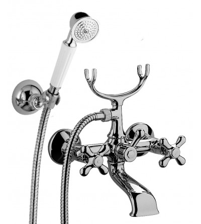 Luxury bath/shower mixer iris paffoni IRV023