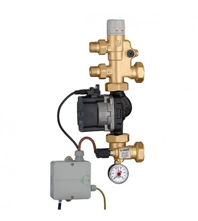 Pre-assembled set point regulating unit caleffi 182521