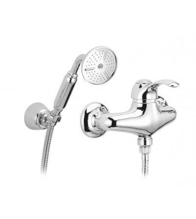 Porta&bini ROYAL EXTERNAL SHOWER MIXER WITH SHOWER KIT 10240