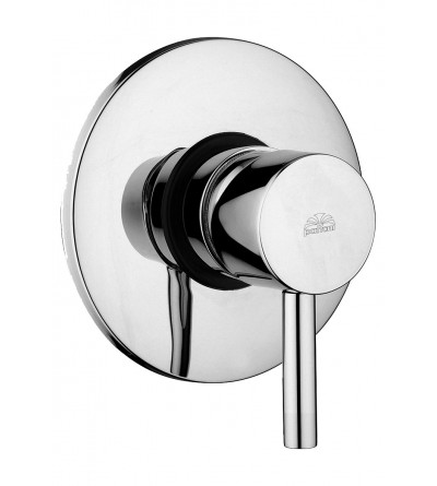 Single lever bath and shower mixer for concealed installation Paffoni LIGHT LIG010