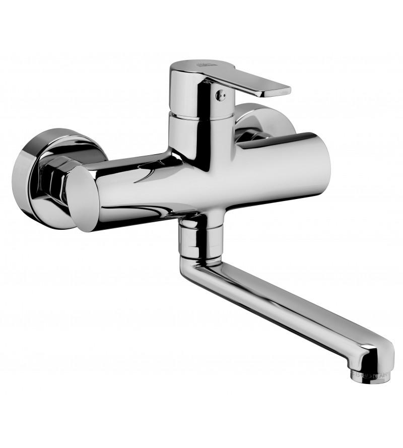 Wall-mounted sink mixer...