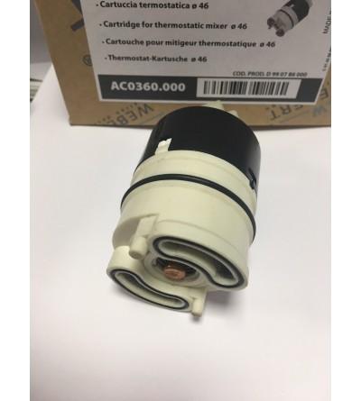 Cartucho de repuesto termostática optima cice france da 40THF