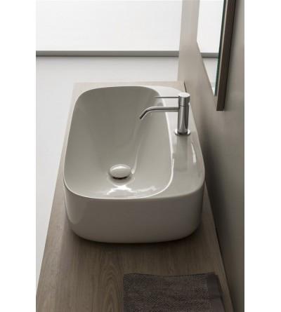 lavabo à poser Scarabeo Moon 70R 5505