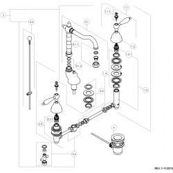 Aeratore Neopeorl M22-M24...