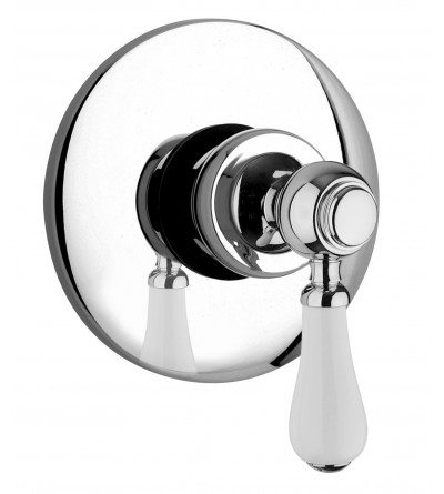 Single lever bath and shower mixer for concealed installation Jacuzzi Tosca 0TO00410JA00