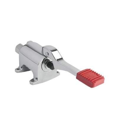 Miscelatore progressivo monopedale per installazione a pavimento idral 02070