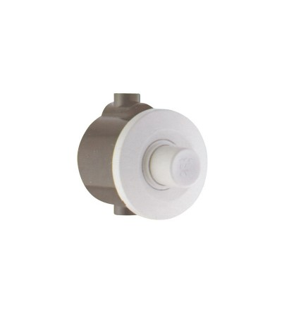 Pneumatic concealed push button IDRAL 15405