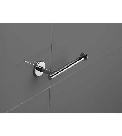 Porta rotolo wc da parete Capannoli Pratica PR7