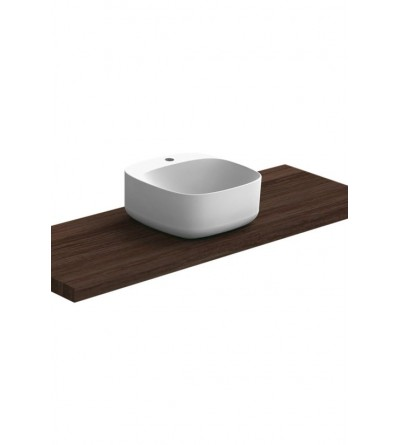 Lay-on washbasin Scarabeo Moon 42R H18 5504