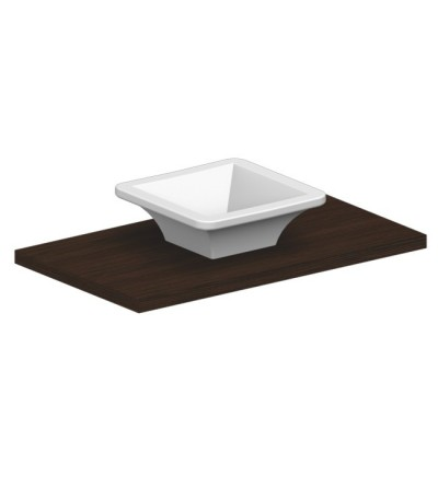 Lay-on washbasin Scarabeo Butterfly 40 x 40 4001