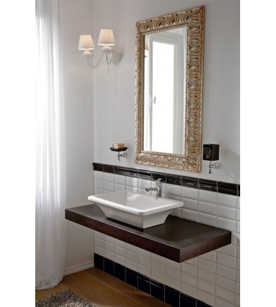 lavabo à poser Scarabeo Butterfly 60 4002