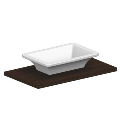 Lay-on washbasin Scarabeo Butterfly 60 x 40 4002
