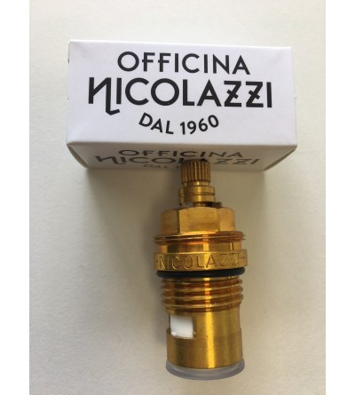 "Ceramic disc head valve 1/2"" for tap Nicolazzi  C7075"