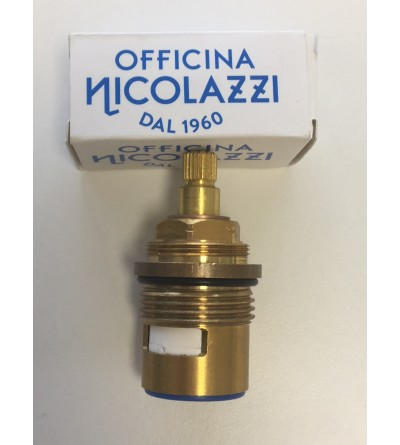 "Ceramic disc head valve  3/4"" Nicolazzi C7075A"