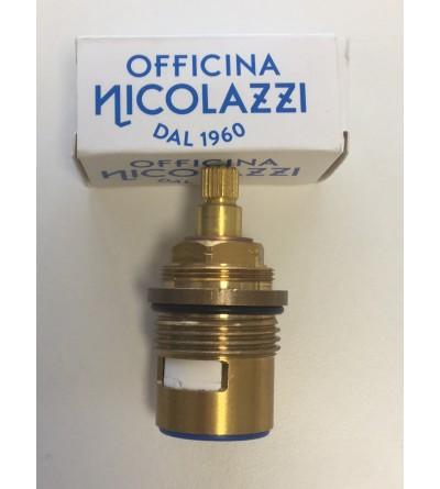 """Vitone a dischi ceramica  3/4"""" Nicolazzi C7075A"""