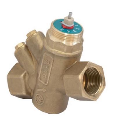 Valvola di regolazione indipendente Della pressione Giacomini R206AM