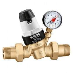Pressure reducer with...