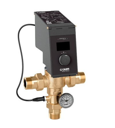LEGIOMIX® 2.0 - Hybrid electronic mixing valve Caleffi 6000