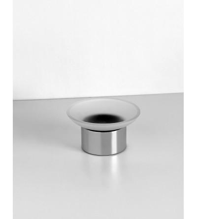Countertop soap holder in steel Capannoli Hoop HP112