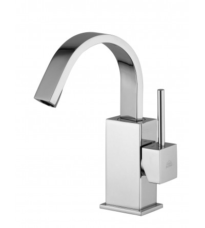 Miscelatore bidet canna piatta orientabile Paffoni LEVEL LEA836