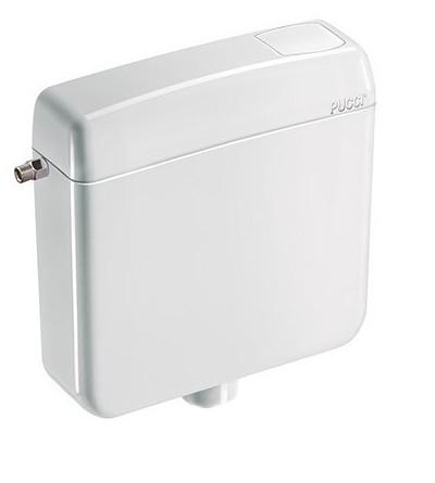 Cassetta esterna due pulsanti di scarico Pucci ECO 77000490