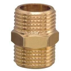 Brass Pipe Hex Nipple...