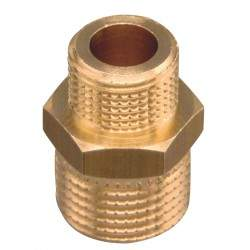 Brass Pipe Fitting Hex...