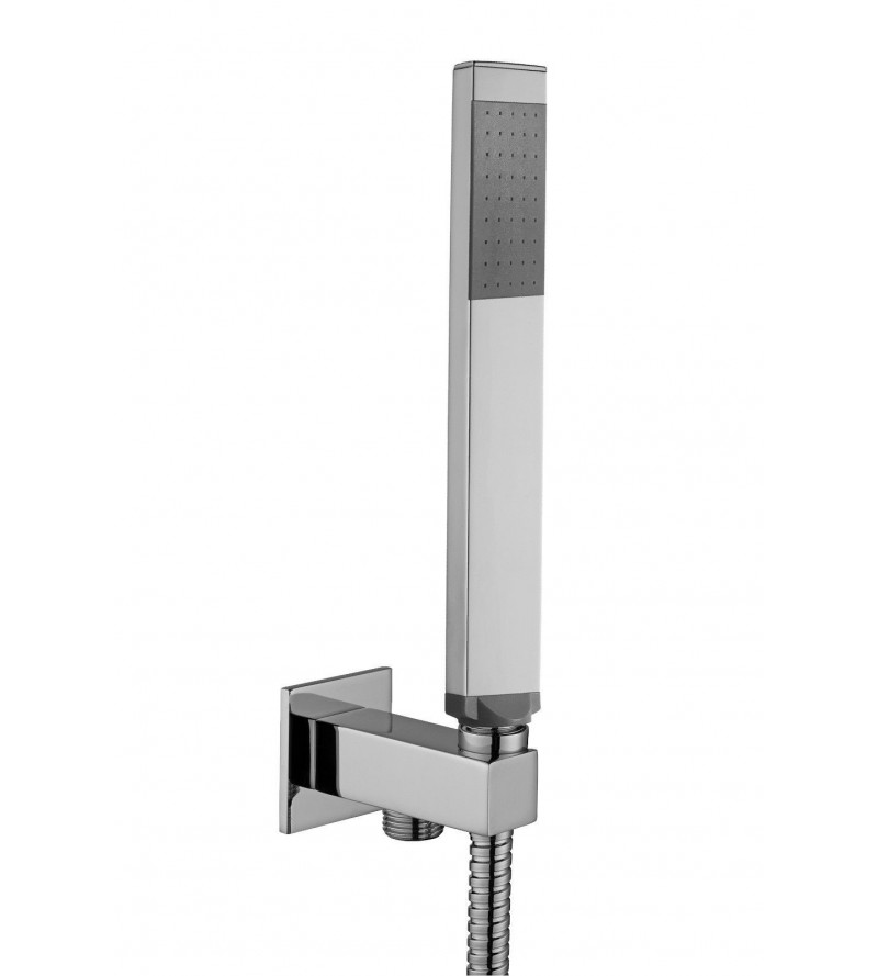 Exposet Shower set wall shower holder with water connection Paffoni ZDUP095