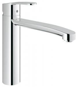 Grohe Eurostyle Cosmopolitan single lever kitchen mixer for front of window 31159002