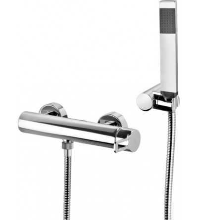 wall mounted Shower mixer Paffoni RINGO RIN/WS168D